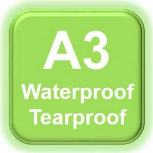 A3 Poster Printing - Waterproof & Tearproof | A3 Waterproof Posters